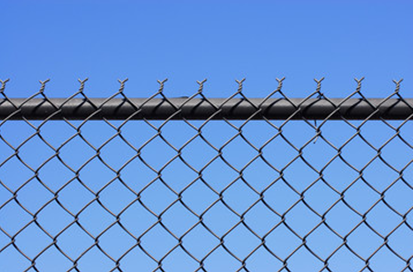 maintaining your security fence